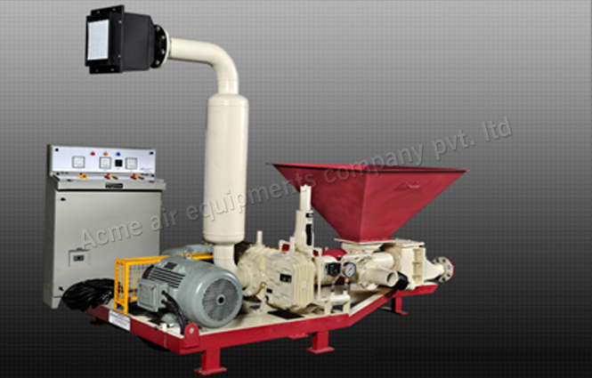 Acme Air Equipments - Dust Collection System, Vacuum Pumps