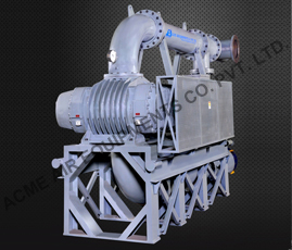 Gas Boosters (Booster Compressor)